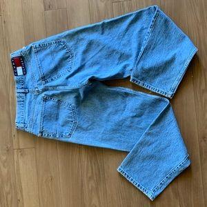 Vintage Tommy Hilfiger Straight Leg Jeans 30/30
